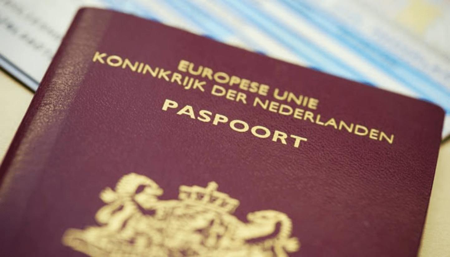 Анкета на визу в Нидерланды